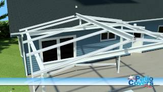 Gable Freestanding Full Install