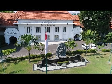 NET. JATIM - Tantangan Universitas Airlangga Raih Predikat 500 World Class University
