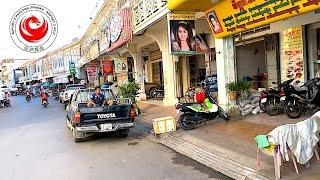 Jak wygląda nieduże miasto w Kambodży, Kampong Cham #129