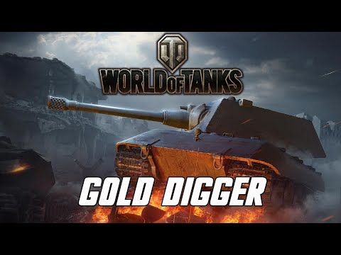 World of Tanks - Gold Digger thumbnail