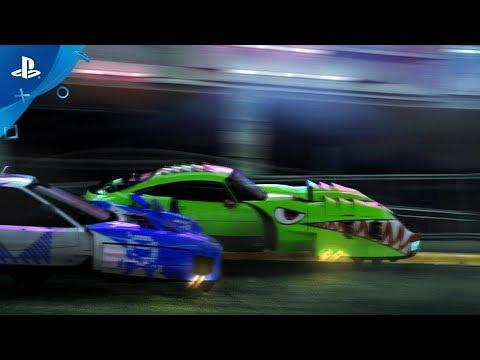 RGX Showdown – Launch Trailer   PS4