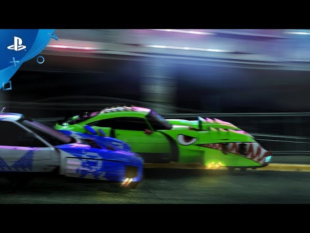 RGX Showdown – Launch Trailer | PS4