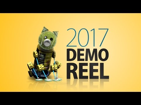 Jay Marks 2017 Animation Demo Reel