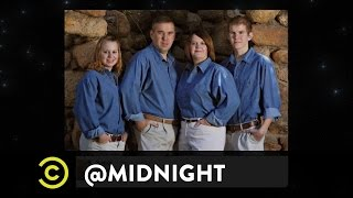 Squad Goals, Schmod Goals - Sweet Crews You'd Like to Roll With - @midnight with Chris Hardwick