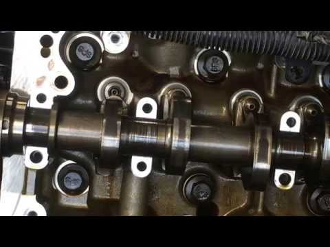 How to replace the valve lifters Lincoln town car. Part 2