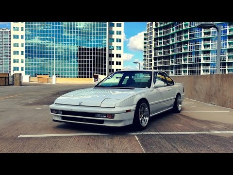 Extreme Daily Driver's Honda Prelude