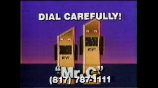 KTVT Channel 11 The Super Ones - Secret Word Contest 1986