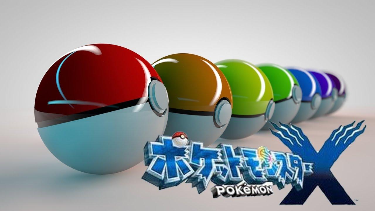 ポケットモンスター x・y pvムービー2 【hd】【ポケモン新作】 - youtube
