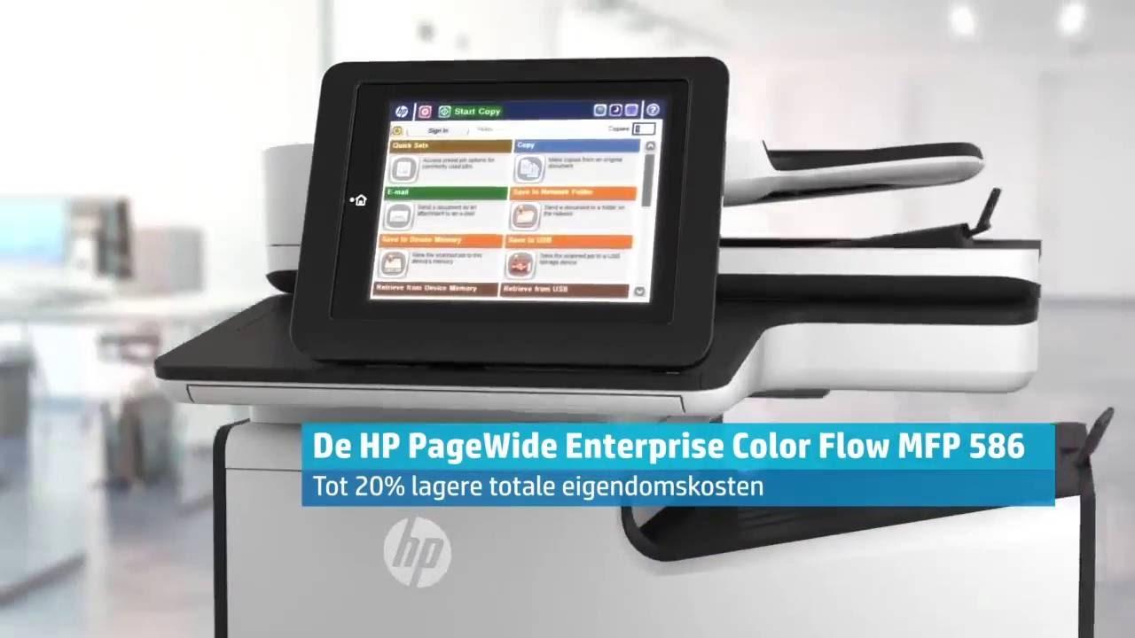 Hp Enterprise Color Printer