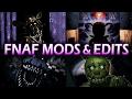 FNAF MODS & EDITS | Part 1 | DarkTaurus