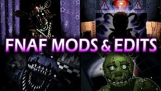 - FNAF MODS EDITS Part 1 DarkTaurus
