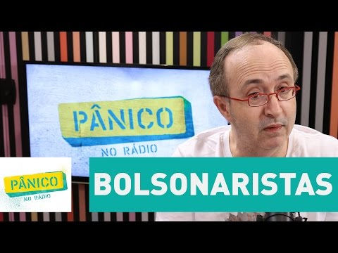 """Reinaldo Azevedo diz que bolsonaristas são mais raivosos que petistas: """"conseguem ser mais burros"""""""