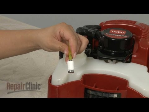 Fuel Filter - Toro Leaf Blower