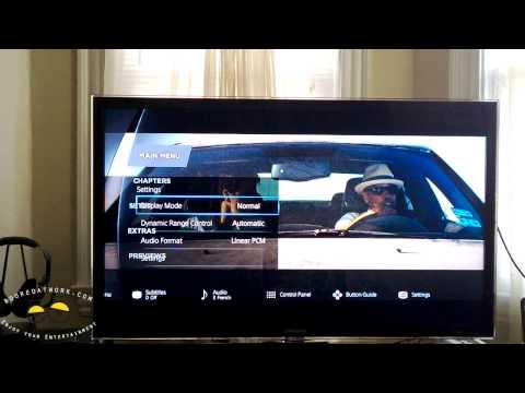 PS4 Blu-ray Playback Walkthrough