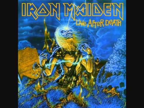 Iron Maiden - Rime Of The Ancient Mariner [Live After Death] Full Length