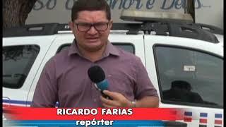 PEDREIRAS: Homem é espancado e tem motocicleta tomada de assalto.