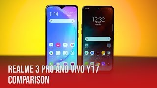 realme 3 Pro vs vivo Y17 | Comparison