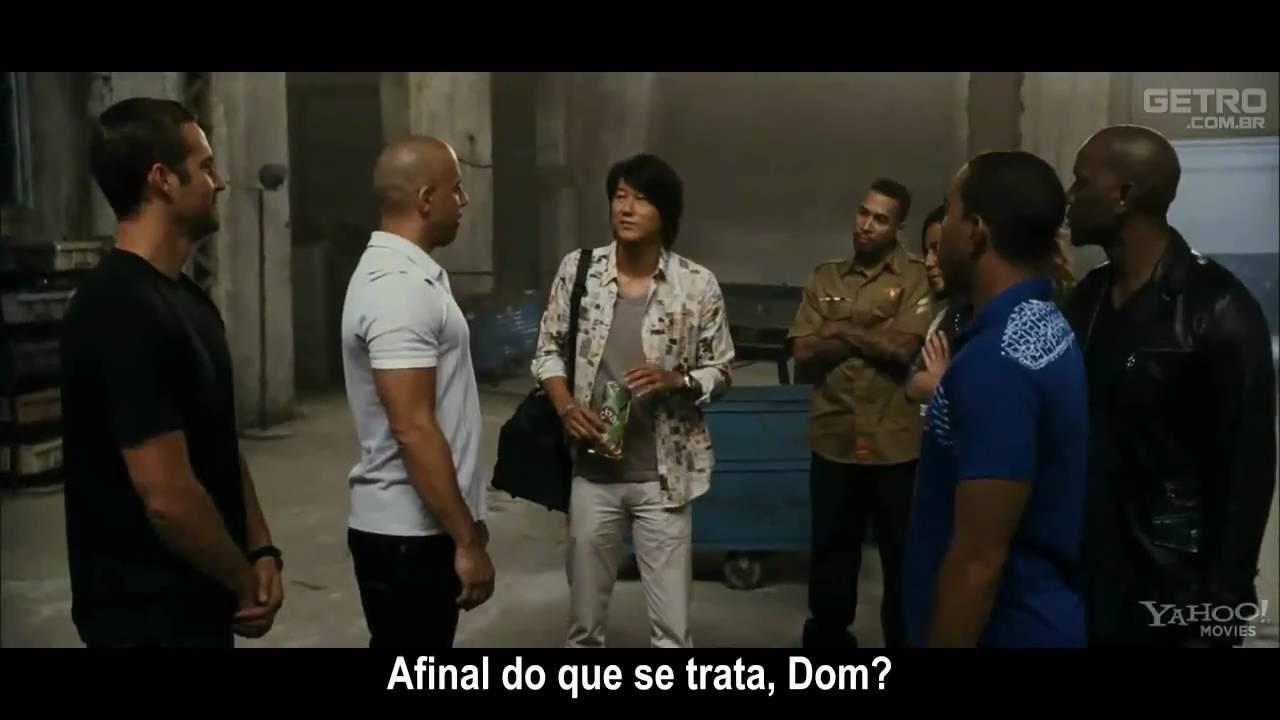 Velozes E Furiosos 5 Trailer 2 Hd Legendado Youtube