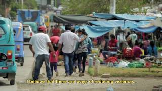Solange's Story: Young people working to end violence in Peru