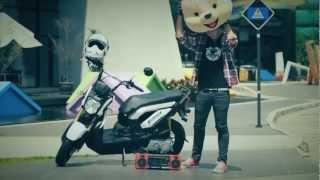zoomer x tv spot thailand promo