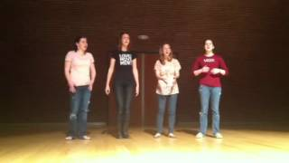 GQ - You Are My Sunshine A Cappella