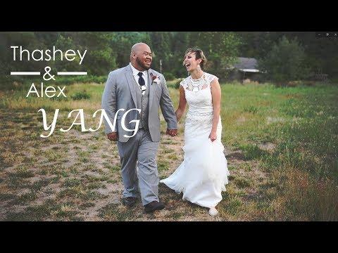 Thashey And Alex YANG Wedding 2019