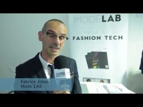 Fabrice Jonas  : MODE LAB,  le premier magazine sur la Fashion Tech !
