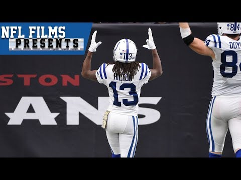 T.Y. Hilton is the NFL's Most Underrated Star | NFL Films Presents