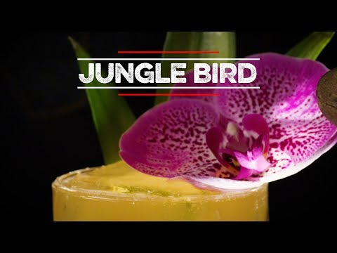 How to Drink: Jungle Bird