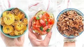 5 Easy Healthy Snacks You'll LOVE | paleo recipes