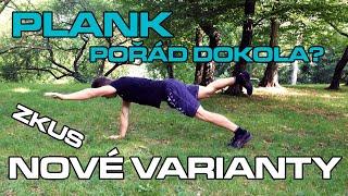 Gambar cover Nejlepší varianty planku | Variace prkna | Cviky na střed těla [FitYOU.cz]