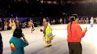 Elder Women - Gathering Of Nations Powwow 2018