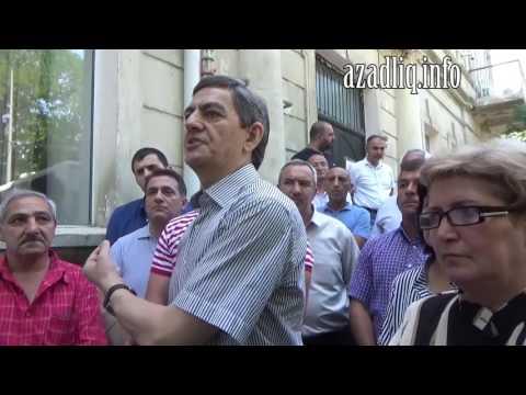 """Əli Kərimli: Bu əslində """"Azadlıq"""" qəzeti üzərində qurulmuş bir məhkəmədir"""