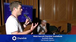 Chainlink Web3 Summit OracleNode: Synthetic Assets