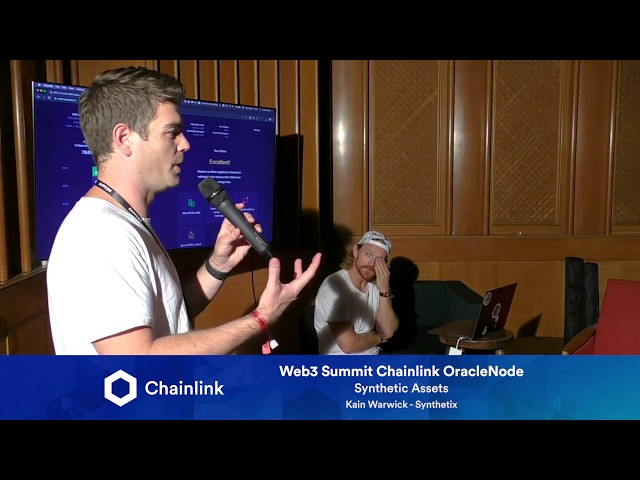 Chainlink Web3 Summit HackerNode: Synthetic Assets