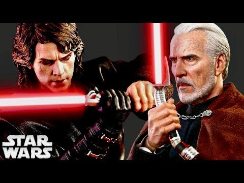 Why Dooku Wanted Anakin as the Commanding General of HIS Sith Army!