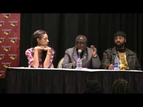 ISUPK-STATE OF BLACK SHREVEPORT, LA PANEL DISCUSSION (RELIGION VS SPIRITUALITY)
