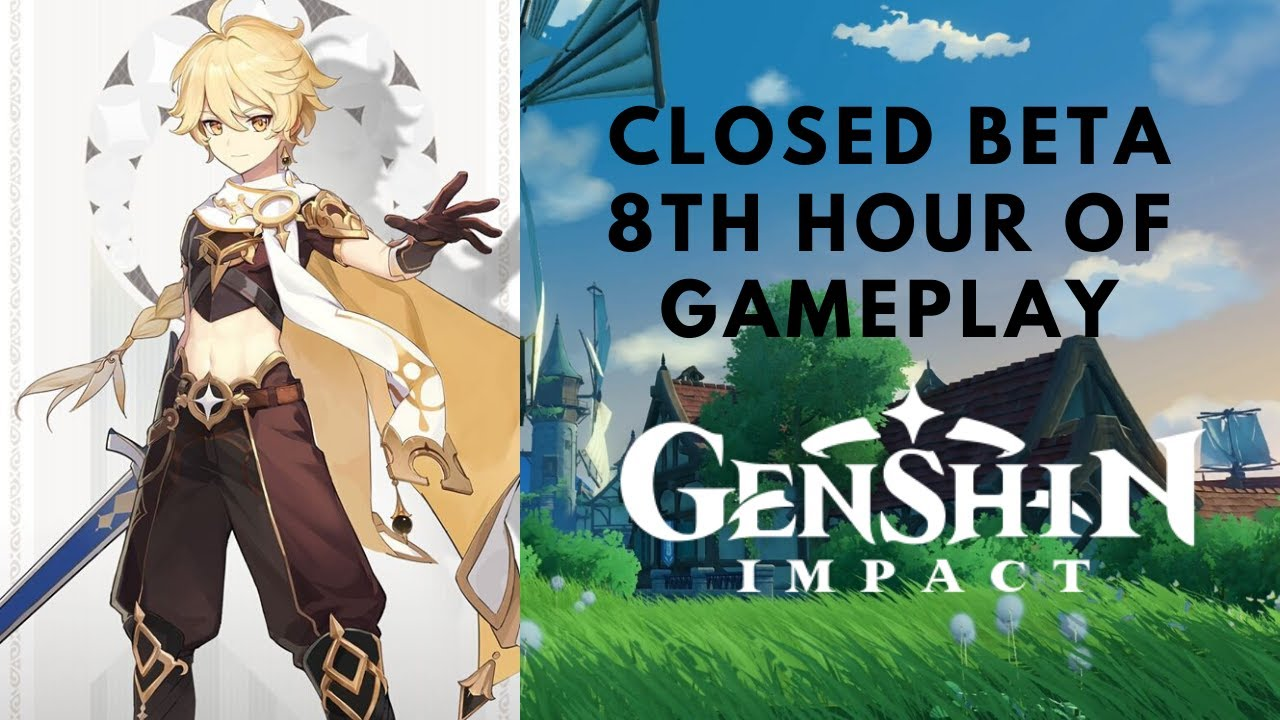 Genshin Impact Ps 4 Exclusive