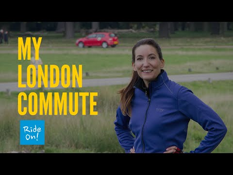 Michelle's London Commute | Commute by Bike