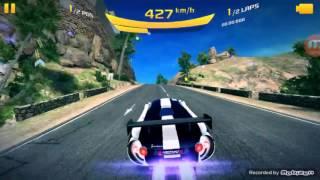 Asphalt 8 - Flat spin Trick & Jump Trick