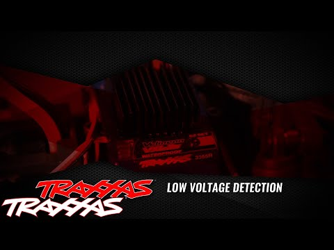 How to Turn On Low Voltage Detection | Traxxas Support