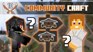 CommunityCraft #10 - Wat is de weg terug Vako!?