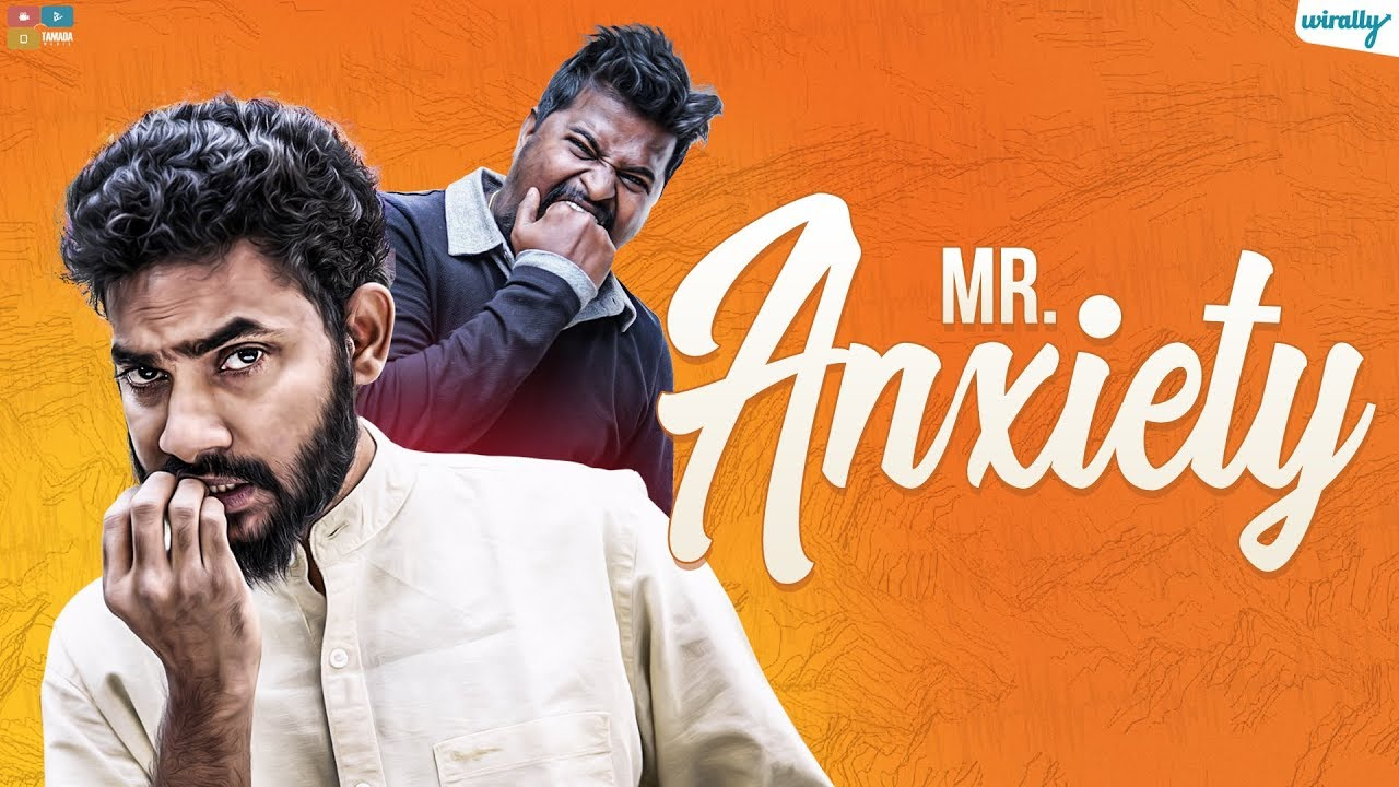 Mr. Anxiety || Wirally Originals