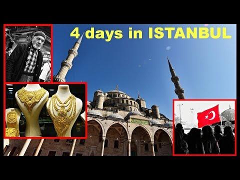 ISTANBUL Tour Turkiye Turkey Hagia Sophia Sofia Grand Bazaar Taksim Galata Bridge Cisterna Yerebatan