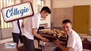 A pelare le patate! - Seconda puntata - Il Collegio