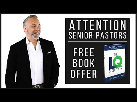 How To Grow Your Church - Senior Pastor Help - Keith Johnson