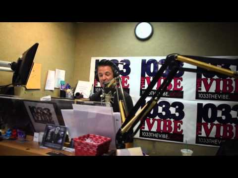 Interview with 103.3 the Vibe in Ventura