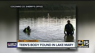 Mesa man drowns in Flagstaff lake