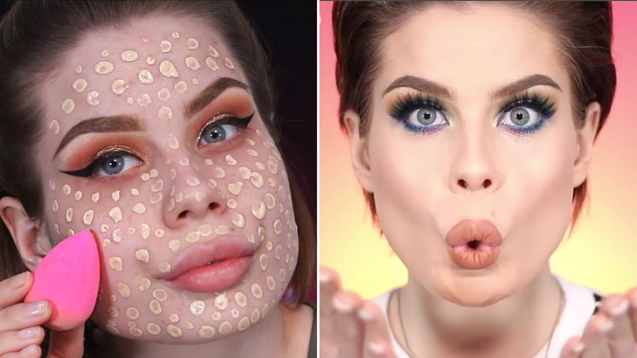 Amazing 12 Makeup Transformations Tutorials July 2018 by MUA DIY