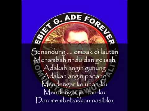 CAMELIA IV - EBIET G ADE